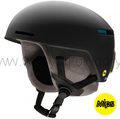 Smith Code MIPS kask na narty i snowbiard matte black