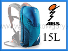 ABS Powder Zip-on 15 L plecak lawinowy model 2015