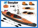 Sevylor Pointer k2 ST6207 Kajak Cruiser NOWY MODEL +2X WIOSŁA + POMPKA RB2500