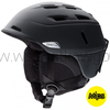 Smith Camber MIPS kask na narty i snowbiard matte black