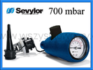 Sevylor All Purpose Easy Inflate manometr 4280A do 700 mbar rózne koncowki