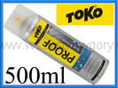 Toko Tent & Pack Proof 500ml emulsja impregnat do namiotów