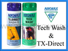 Nikwax Duo Pack Tech Wash & TX-Direct (2x 300 ml)  zestaw impregnat + środek piorący do pralki