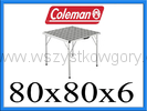 Coleman CAMPING TABLE SQUARE stół kempingowy stolik pod namiot kwadratowy