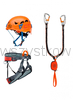 Climbing Technology Kit Ferrata Plus Galaxy Zestaw Uprząż Via ferrata Kask