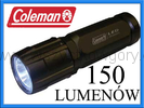 Coleman High Power Aluminum LED Flashlight LATARKA