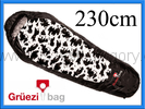 Grüezi Bag cow 230 spiwor typu mumia- super design