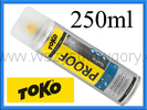 Toko Textile Proof 250 ml emulsja spray impregnant do delikatnych tkanin