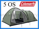 Coleman Waterfall 5 deluxe 5 osobowy namiot typ tunel