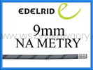Edelrid 9 mm Performance statyczna lina na metry